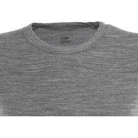 Icebreaker Sprite LS Crewe Shirt Women gritstone heather